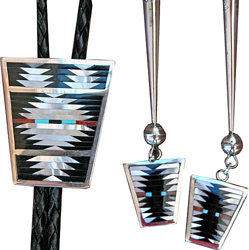 Charlotte Dishta | Zuni Jeweler | Penfield Gallery of Indian Arts | Albuquerque | New Mexico
