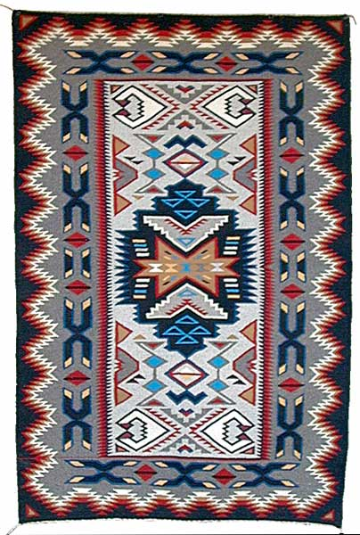 Marina Holiday | Navajo Weaver | Penfield Gallery of Indian Arts | Albuquerque | New Mexico