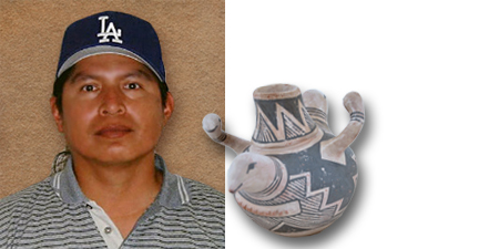 Michael Kanteena | Laguna Potter | Penfield Gallery of Indian Arts | Albuquerque | New Mexico