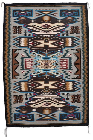 Daisy Kee | Navajo Weaver | Penfield Gallery of Indian Arts | Albuquerque | New Mexico